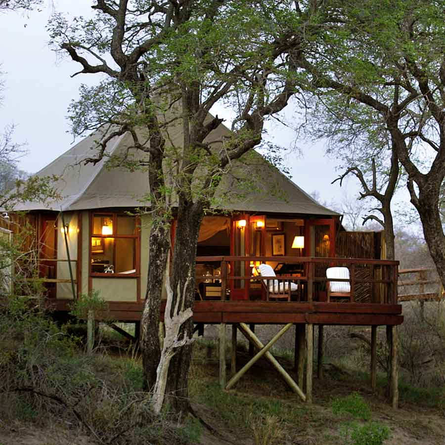 Hamiltons Luxury Tented Camp